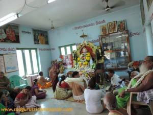 శ్రీ పవన కుమార బ్రహ్మోత్సవం 09-02-2014